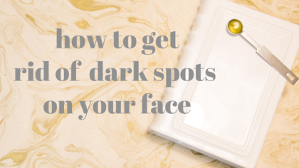 Dr. Jacqueline Schaffer tells How To Remove Dark Spots On Your Face