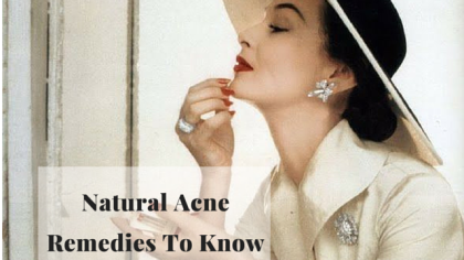 Dr. Jacqueline Schaffer - Natural Acne Remedies To Know